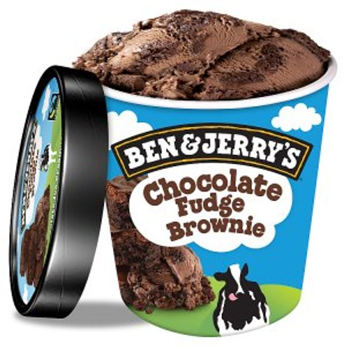 Ben and Jerry ..... 2 for £5.00