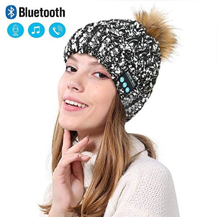Bluetooth Skiing Beanie Hat - Only £5.99!