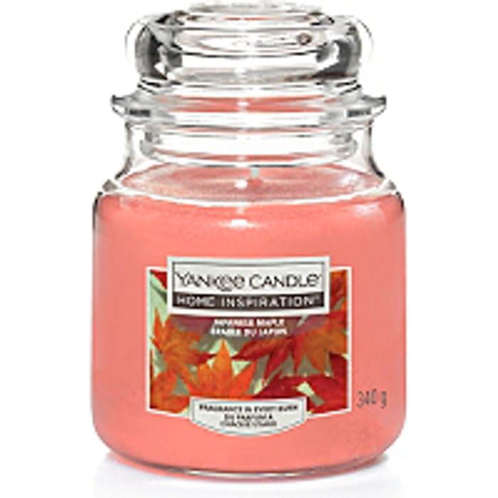 Medium Yankee Candle - Japanese Maple