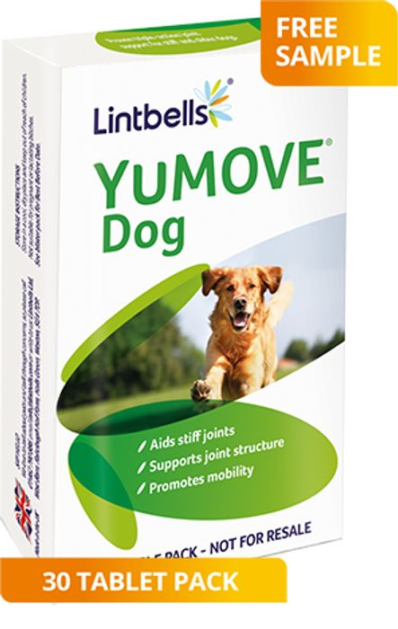 YuMOVE Dog's Sample