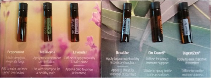FREE Samples of Doterra Essential Oils?