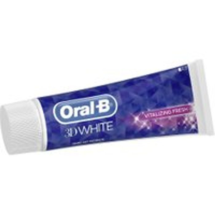 Oral-B 3D White Vitalising Fresh Toothpaste 75ml