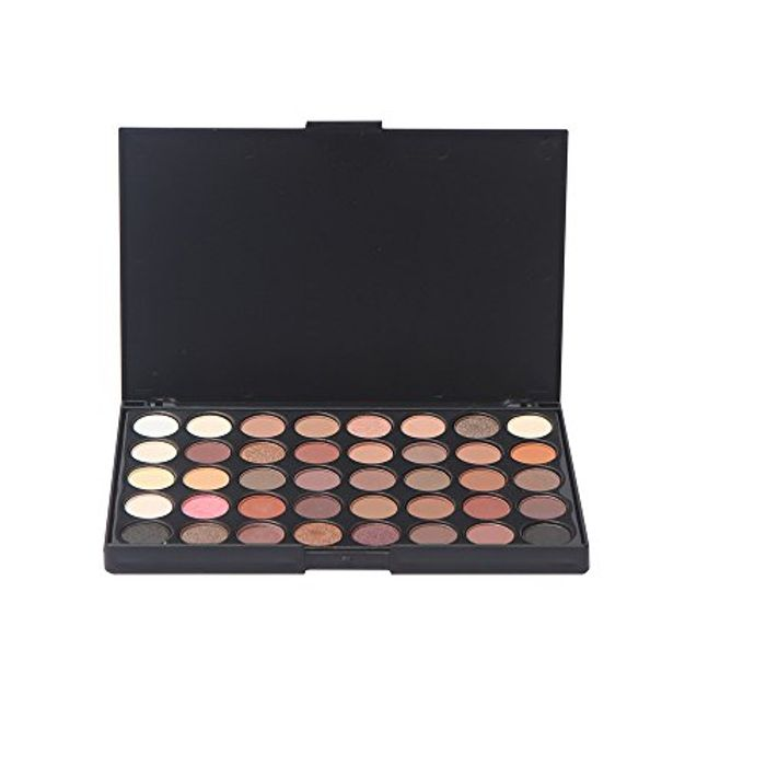 Ruwhere Professional 40 Colours Eyeshadow Palette Makeup Contouring Kit