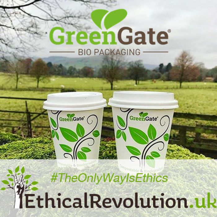 10% Green Gate Bio Packaging
