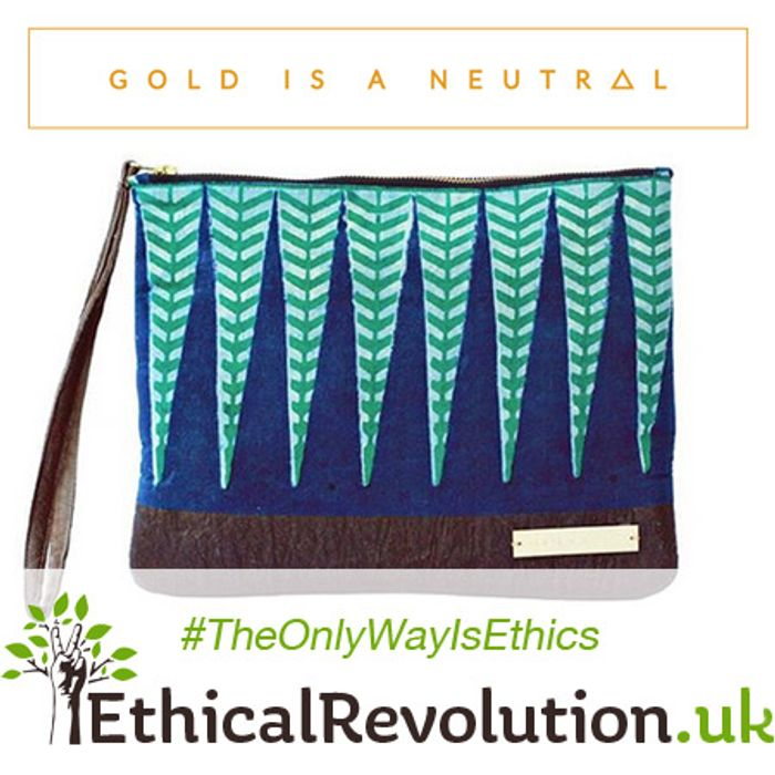 10% Gold is a Neutral Fairtrade Handbags Discount Code