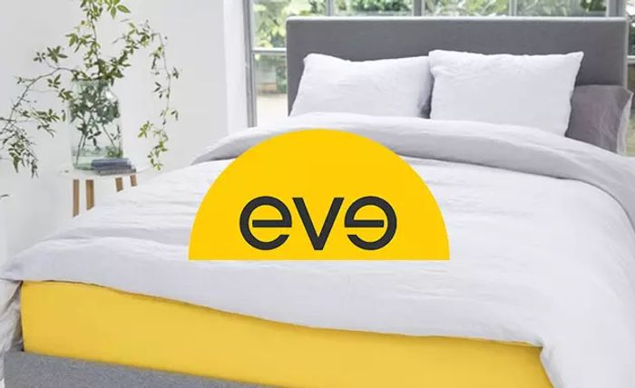 £30 off Linen Bedding Orders at Eve Mattress