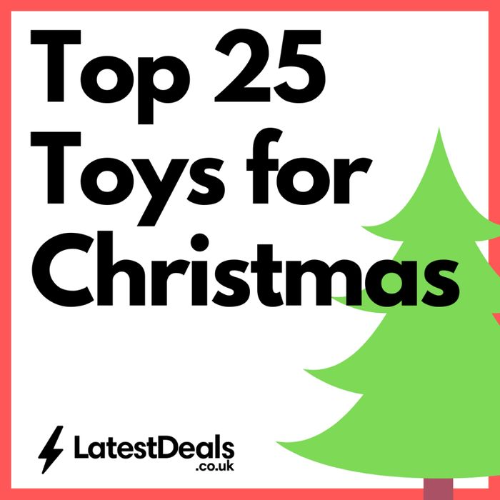 TOP 25 TOYS for Christmas 2018 UK List. The UK s Hottest Xmas Toys this year 3360cdd912c2
