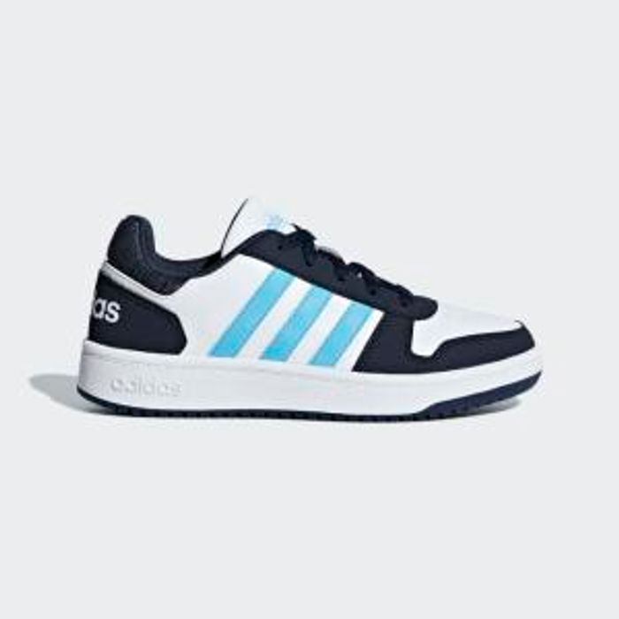 Adidas Hoops 2.0 Boys Trainers Only £16.77