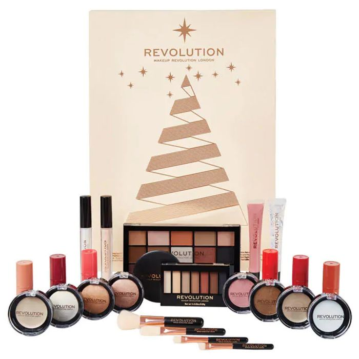 Make up Revoultion Beauty Advent Calendar Only £30.00