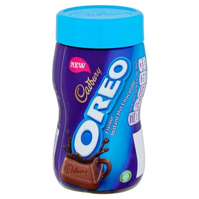 Cadbury Oreo Instant Hot Chocolate 260g 2 At Tesco