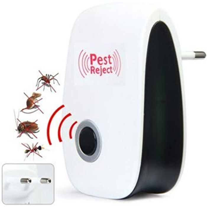 Mosquito and Bug Repeller (Plug Needs UK Adapter)