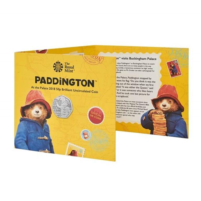 15% off Paddington Coins at the Royal Mint