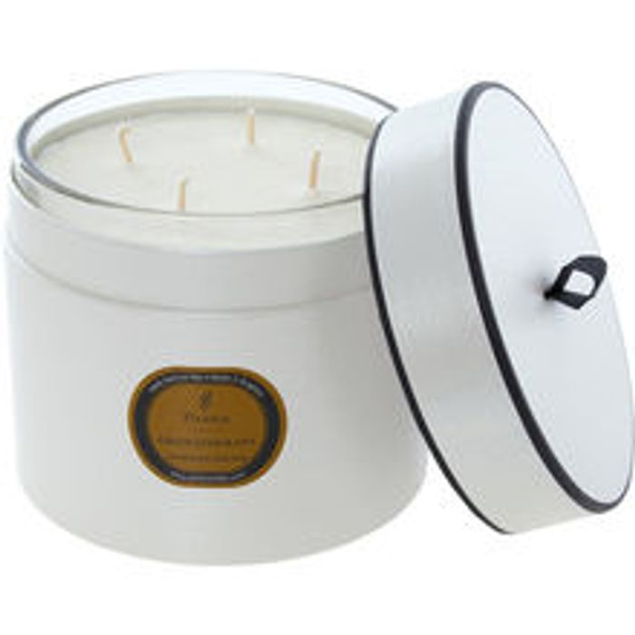PARKS Sandalwood Four Wick Scented Candle 15x13cm