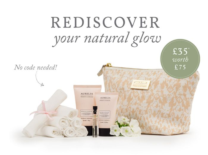 Rediscover Your Natural Glow for £35