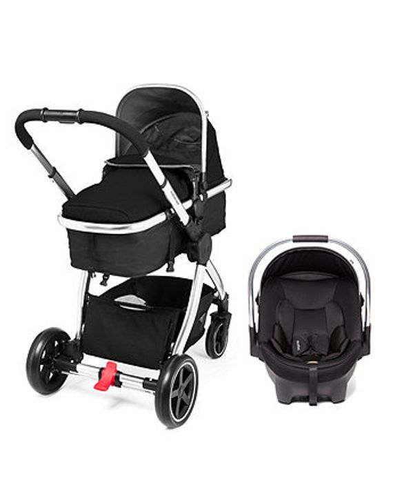 Free Changing Bag When Buying Journey Chrome Travel System