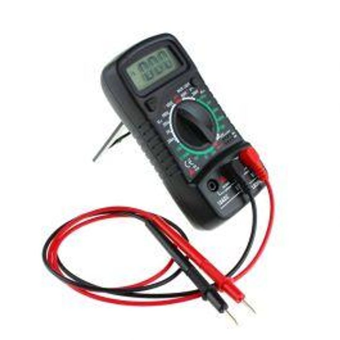 ANENG XL830L Digital Multimeter with Blue Backlight Only £4.56