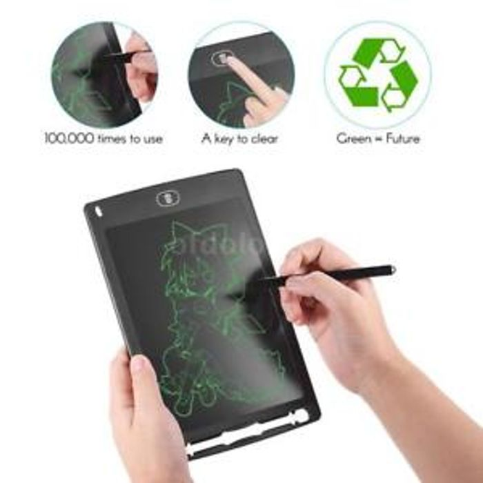 """8.5"""" Inch LCD Electronic E-Writer Tablet Pad Writing Drawing Memo Graphic Board"""