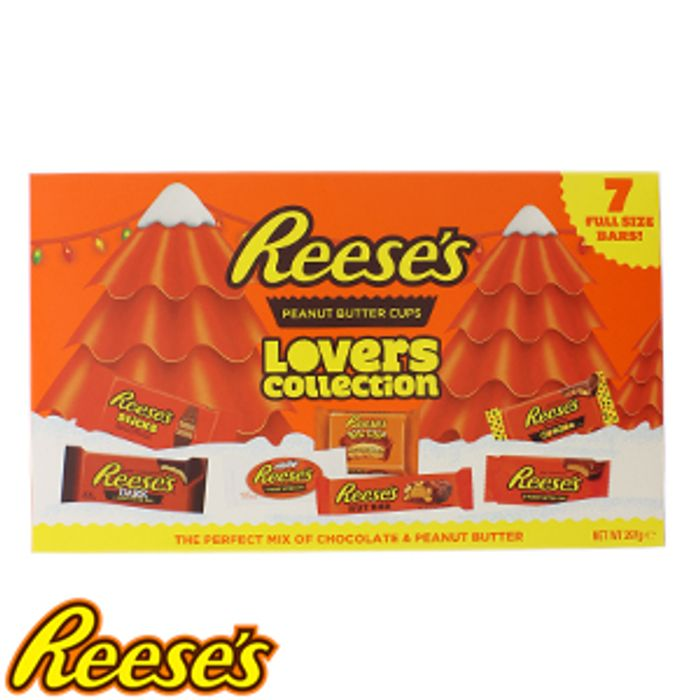 Reese's Peanut Butter Cups Lovers Collection