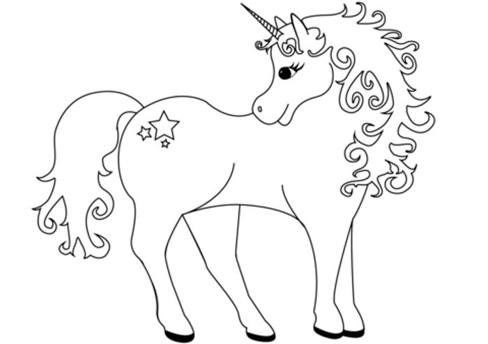 FREE Printable Unicorn Colouring Book & Printable Unicorn ...