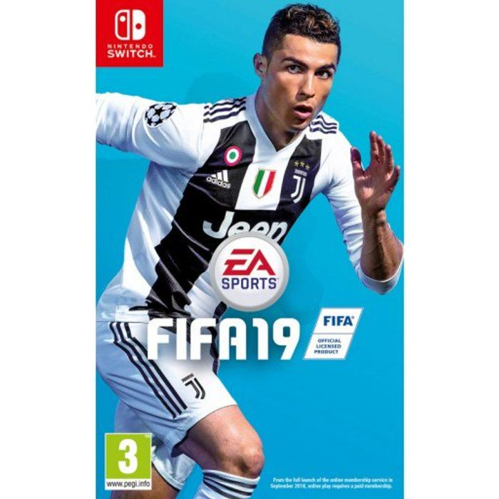 CHEAPEST PRICE FIFA 19 Nintendo Switch £39.95 + Free Delivery