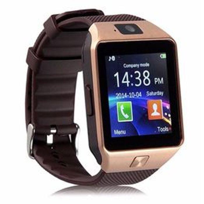 Bluetooth Smart Watch with SIM Slot,( Only 14 Hours Left )