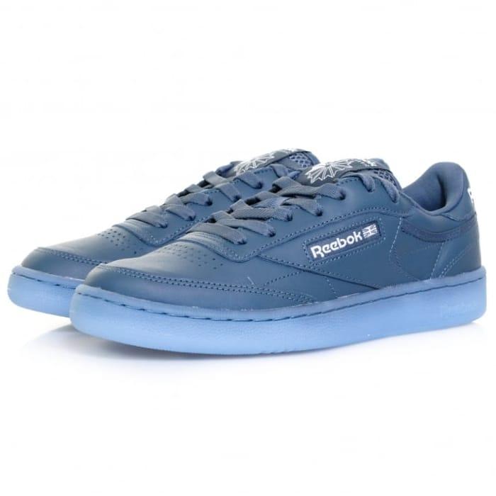 Reebok Club C85 Ice Blue Shoe