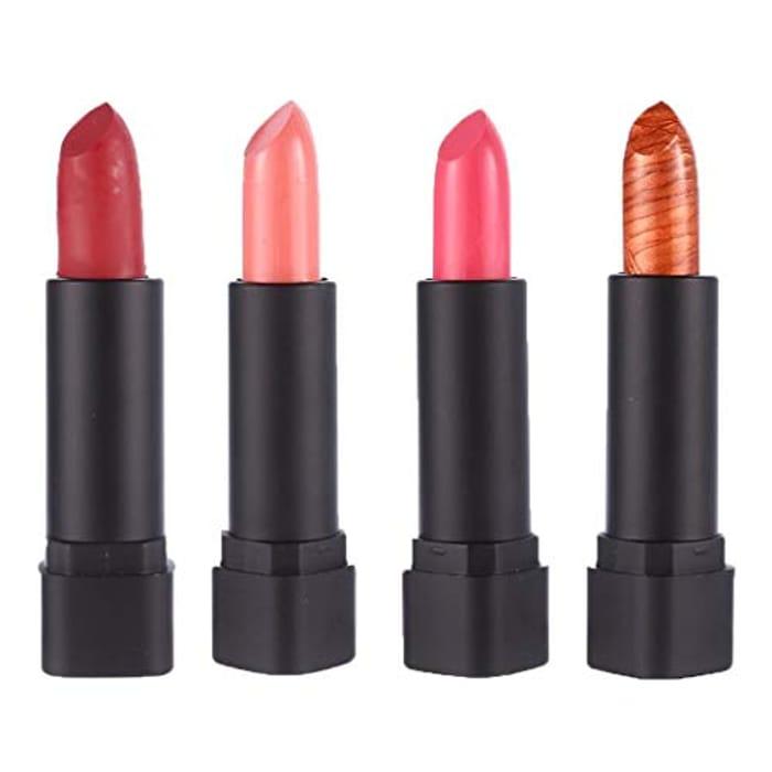 4pcs/set Lipstick Set Matte Lipstick