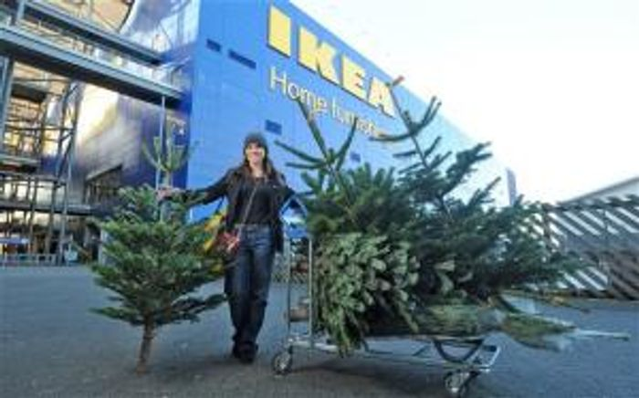 Ikea Spend £25 or More on Christmas Tree Receive £20 Voucher