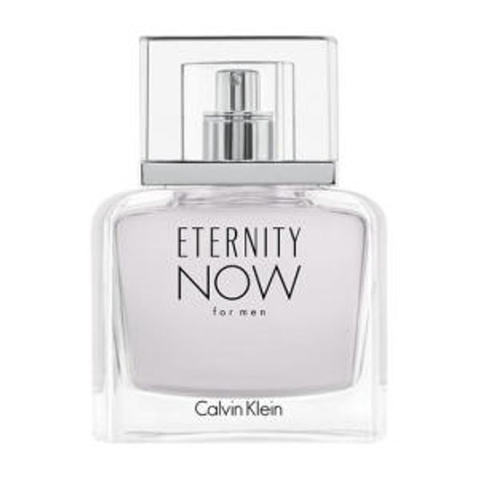 Calvin Klein Eternity Now for Men EDT Spray 30ml Only £13.95 - Voucher