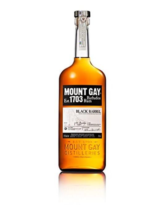 Mount Gay Black Barrel Rum, 70 Cl