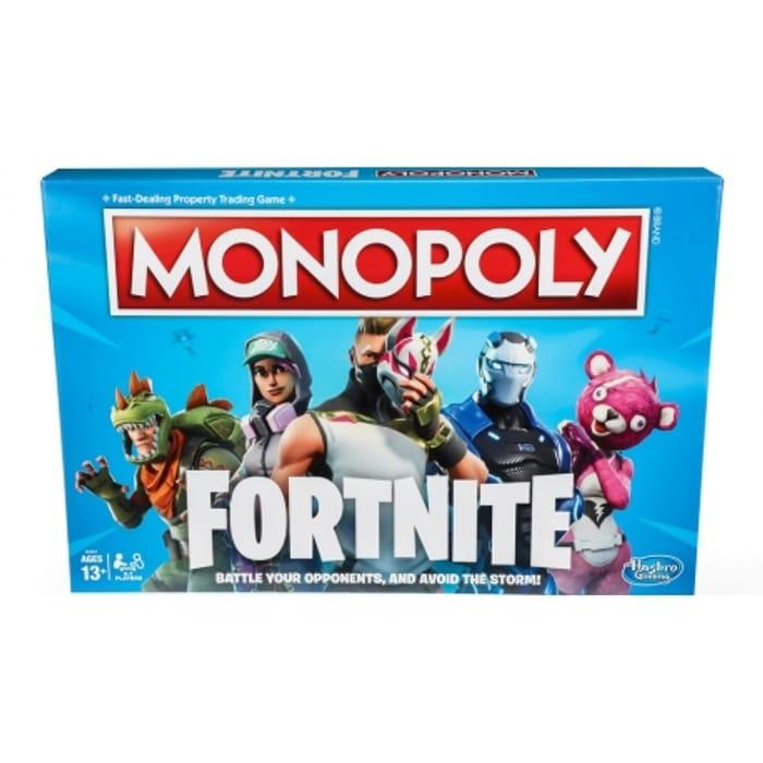Monopoly: Fortnite Edition Pre-Order