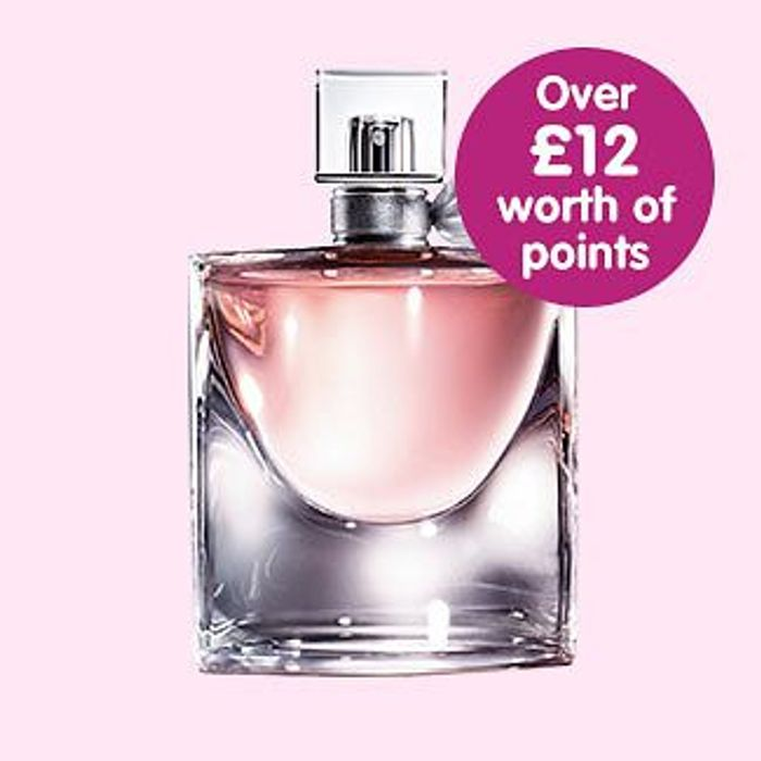 Collect 21 Points per £1 When You Spend £50