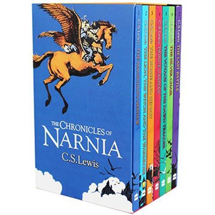 The Chronicles of Narnia - 7 Book Box Set