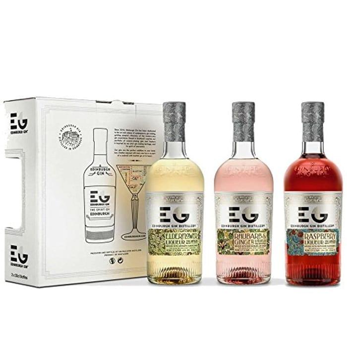Edinburgh Gin's Liqueurs Gift Set