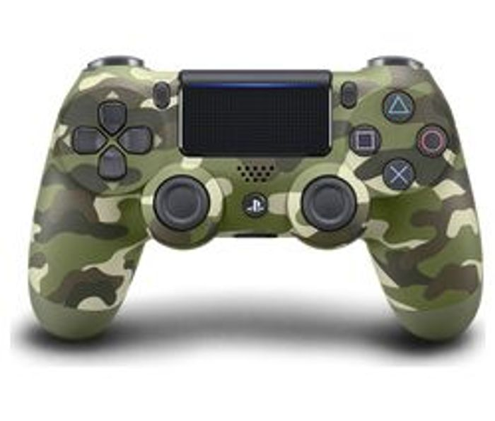 PS4 DualShock 4 V2 Wireless Controller Green Camo / Red / Blue / White / Black