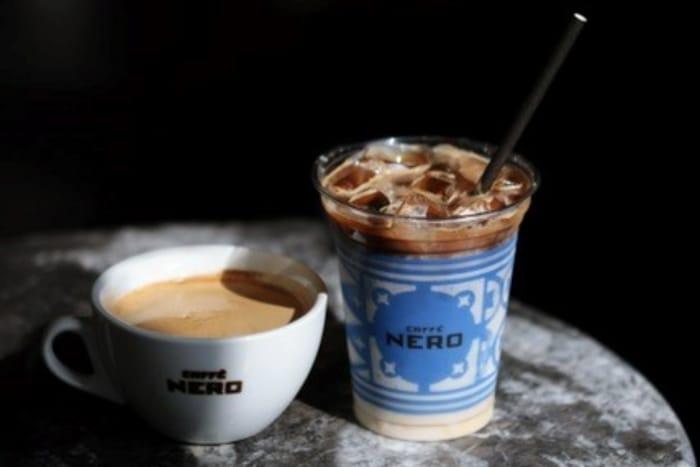 FREE DRINK Caffè Nero O2 Priority