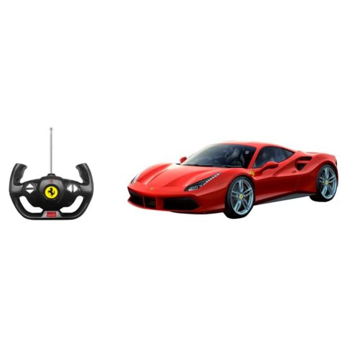 Half Price Rastar 1 14 Rc Ferrari 488 Italia