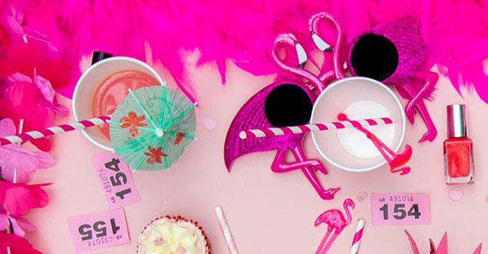 Free Pink Party Kit (Breast Cancer Charity)