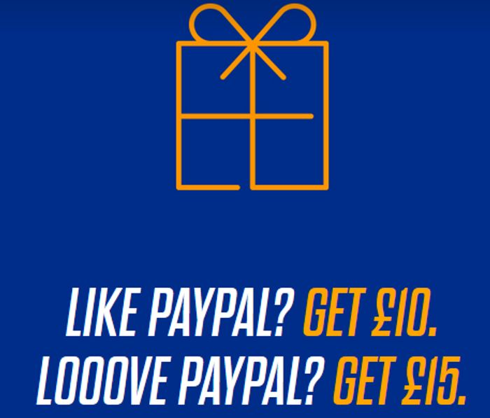 Get £10paypal for Buying 5 Items Even £0.01