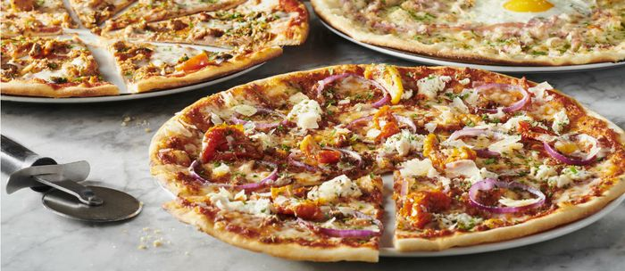 2 for 1 on Mains at PIZZAEXPRESS