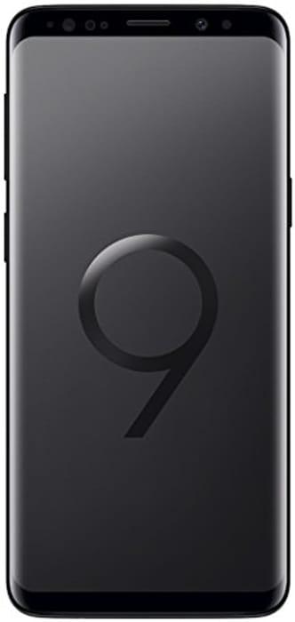 Samsung Galaxy S9 64 GB (Dual SIM) - Midnight Black