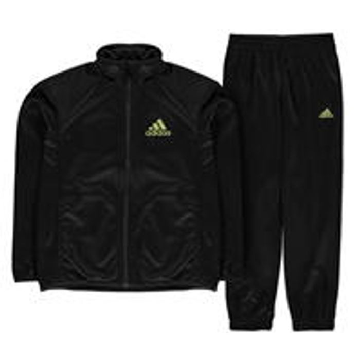 Adidas Entry Tracksuit Junior