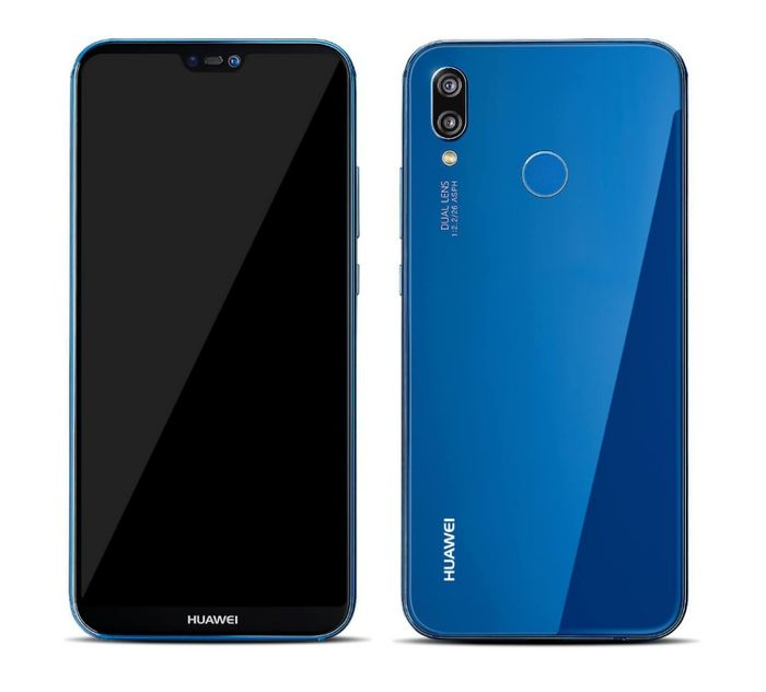 Huawei P20 Lite 64GB - Black - Vodafone New (£229.99)