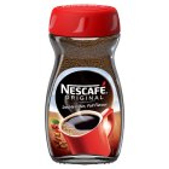 £2.50 off Nescafe Original Instant Coffee 300g