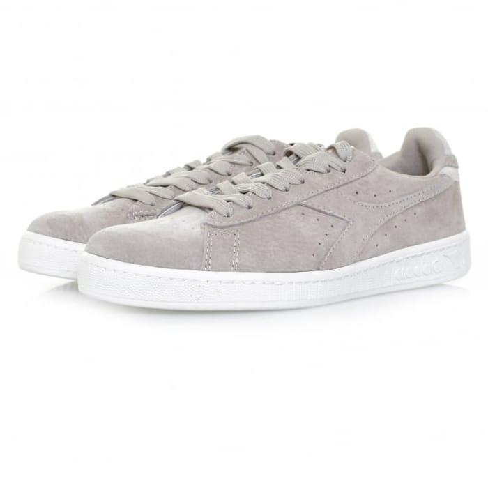Diadora Game Low S Grey Shoe