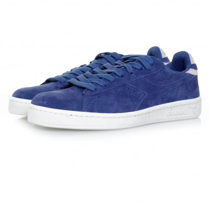 Diadora Game Low S Saltire Navy Shoe