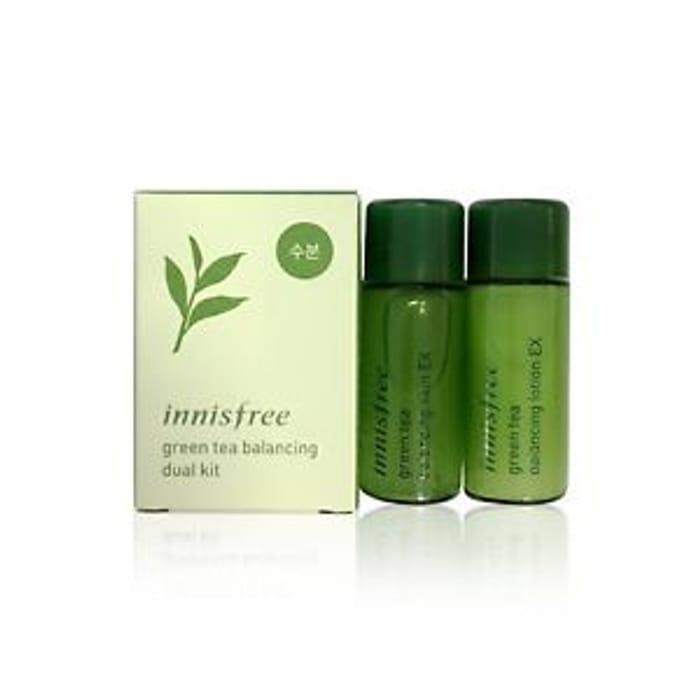 Innisfree Green Tea Balancing Dual Kit