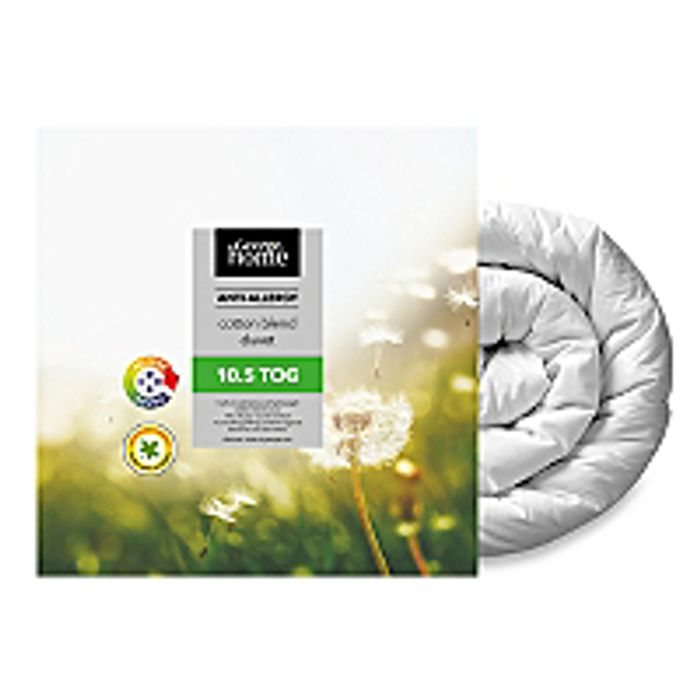 10.5 Tog Anti Allergy Double