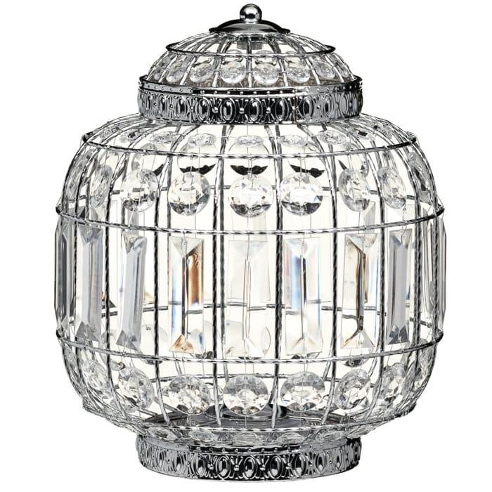 B & M - Moroccan Crystal Pendant Light Shade