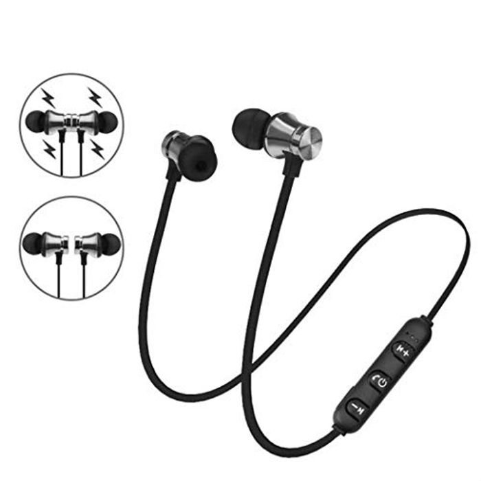 Wireless Universal Sports Bluetooth Earphones - £3.99